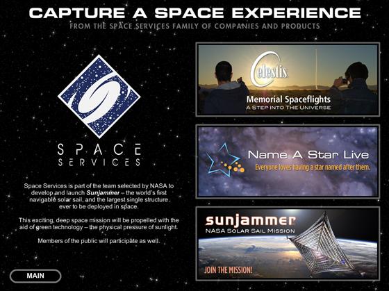 Space Services module