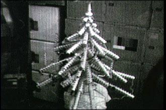 Skylab 4 Christmas tree