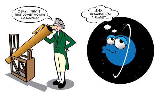 Uranus cartoon