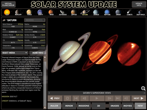 our solar system live - photo #48