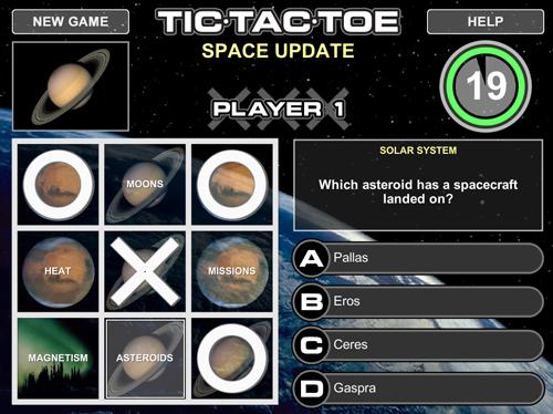 Tic-Tac-Toe module